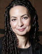 Dr. Mona Mourshed, President and CEO headshot
