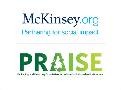McKinsey.org will partner with PRAISE in Indonesia